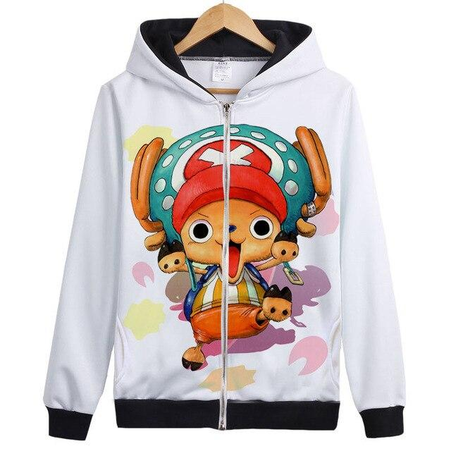 Veste Bomber One Piece Tony Chopper