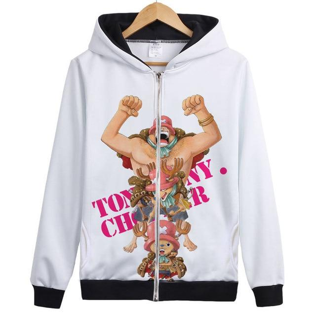 Veste Bomber One Piece Tony Tony Chopper