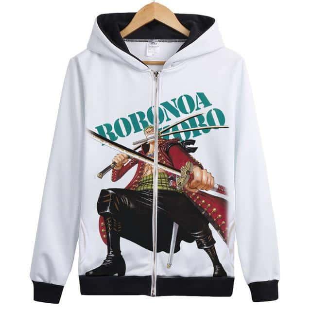 Veste Bomber One Piece Roronoa Zoro