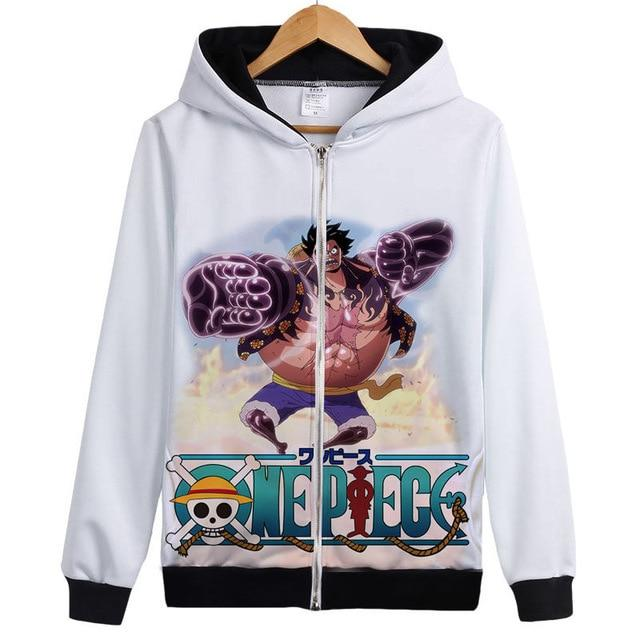 Veste Bomber One Piece Gear 4
