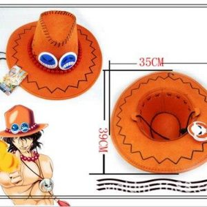 Chapeau One Piece Portgas
