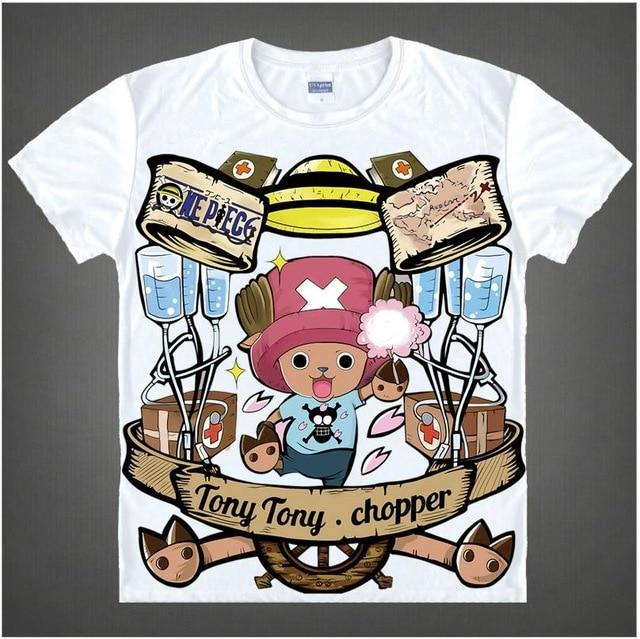 T-Shirt One Piece Chopper le Médecin