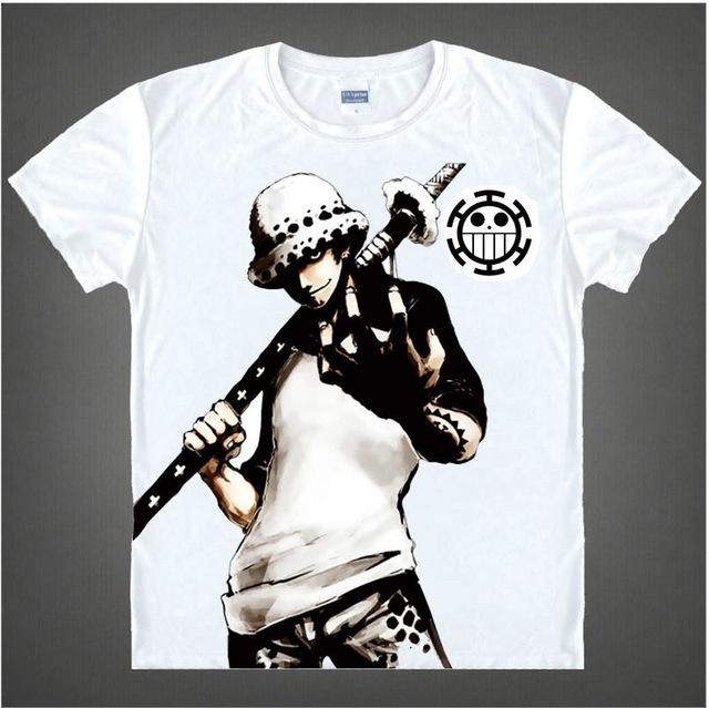 T-Shirt One Piece Trafalgar Sabre