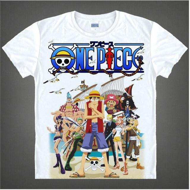 T-Shirt One Piece Mugiwara et Thousand Sunny