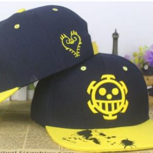 Casquette One Piece Tatouage Law