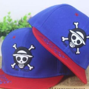 Casquette One Piece Jolly Roger Luffy