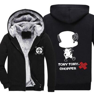 Veste Polaire One Piece Tony Tony Chopper
