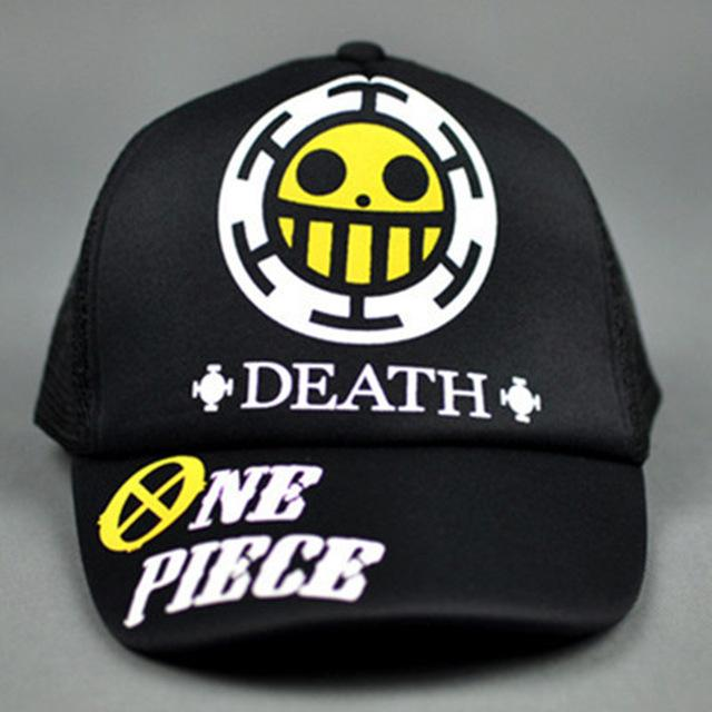 Casquette One Piece Jolly Roger Law
