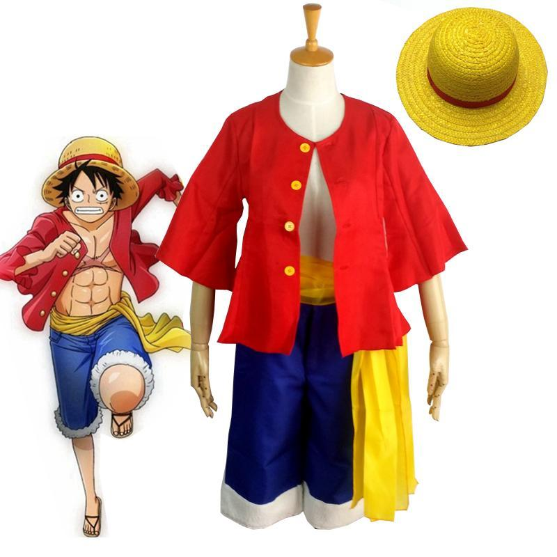 Déguisement One Piece Monkey D. Luffy