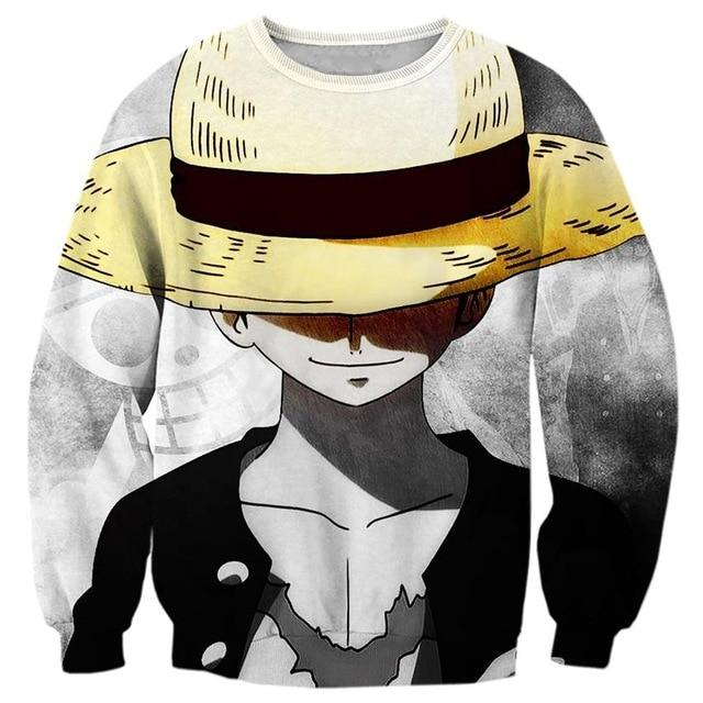 Pull One Piece Luffy