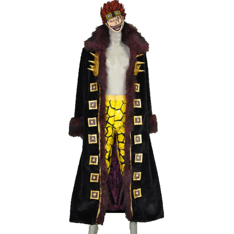 Déguisement One Piece Eustass Kid
