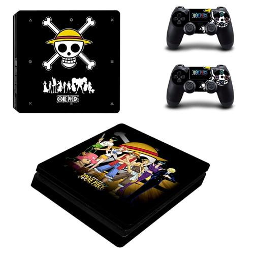Stickers PS4 One Piece Jolly Roger