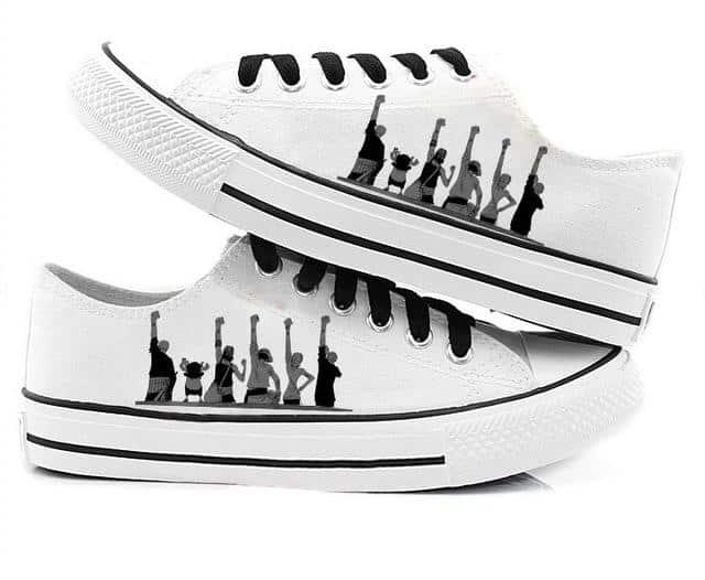 Chaussures One Piece Mugiwara