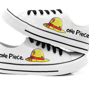 Chaussures One Piece Luffy Chapeau de Paille