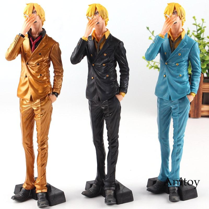 Figurine One Piece Sanji Smoke