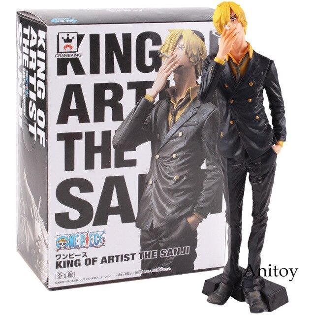 Figurine One Piece Sanji Smoke
