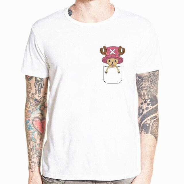 T-Shirt One Piece Petit Tony Tony Chopper