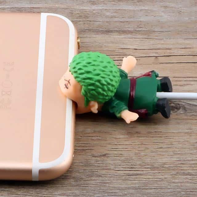 Protecteur de Câble One Piece Roronoa Zoro