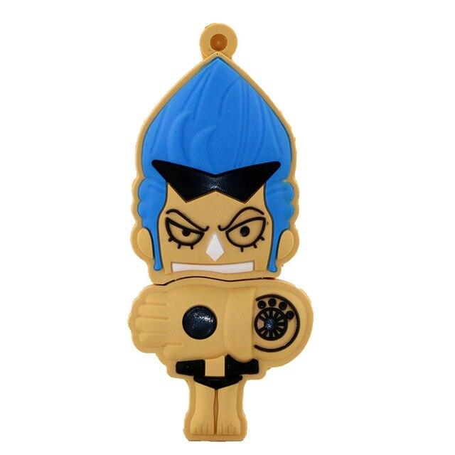 Clés USB One Piece Franky