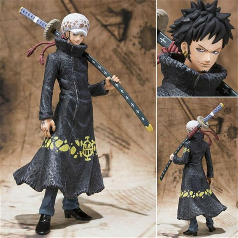 Figurine One Piece Trafalgar D. Law