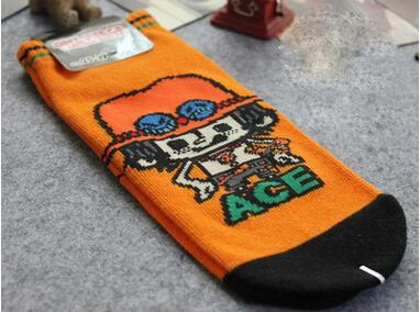 Chaussettes One Piece Portgas D. Ace