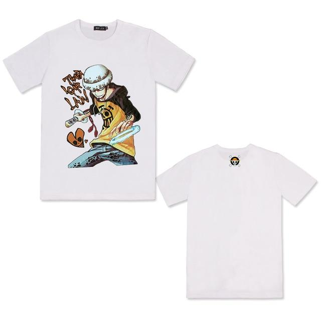 T-Shirt One Piece Law Room