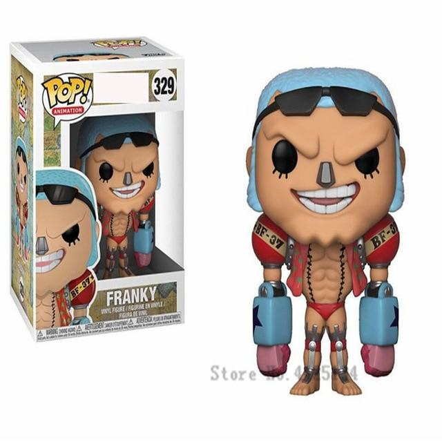 Figurine Pop One Piece Franky