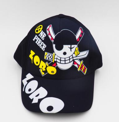 Casquette One Piece Jolly Roger Zoro