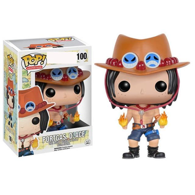 Figurine Pop One Piece Portgas D. Ace