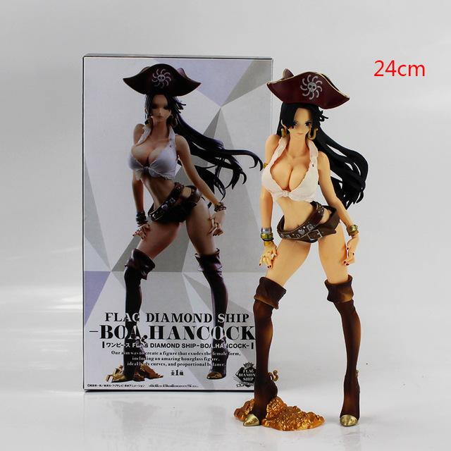 Figurine One Piece Boa Hancock Banpresto