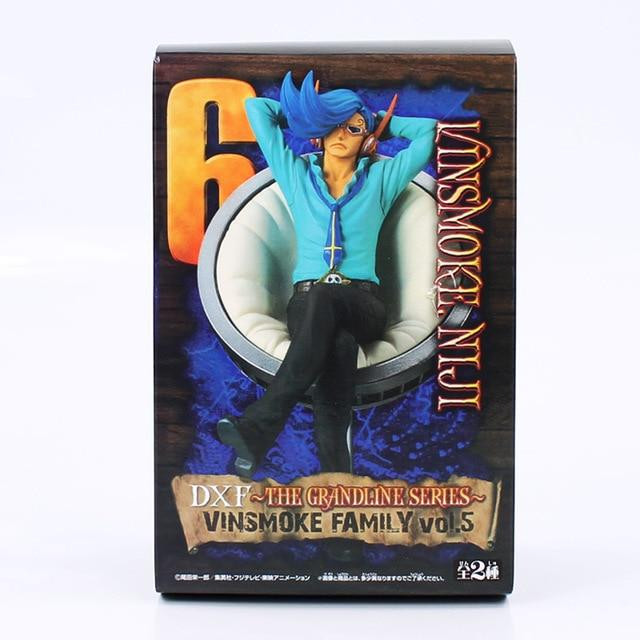 Figurine One Piece Vinsmoke Niji