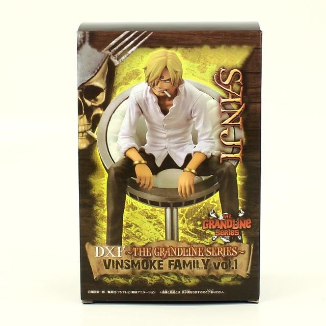 Figurine One Piece Sanji Vinsmoke