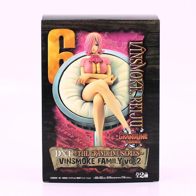 Figurine One Piece Vinsmoke Reiju