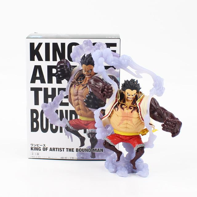 Figurine One Piece LUFFY GEAR 4