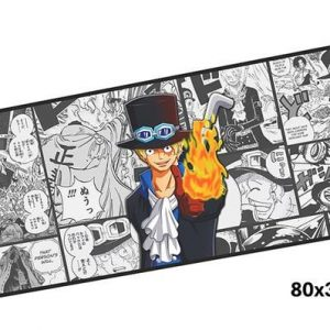 Tapis de Souris One Piece Sabo