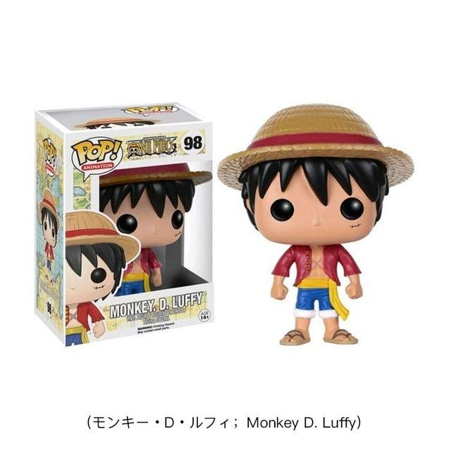 Figurine Pop One Piece Monkey D. Luffy