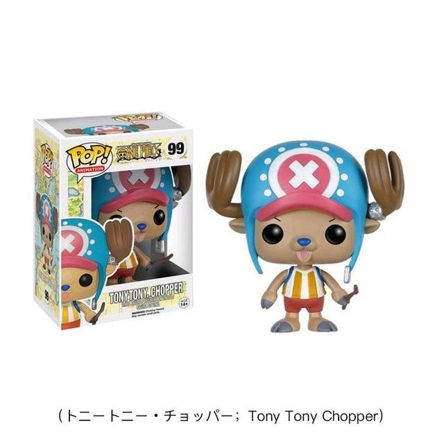 Figurine Pop One Piece Tony Tony Chopper