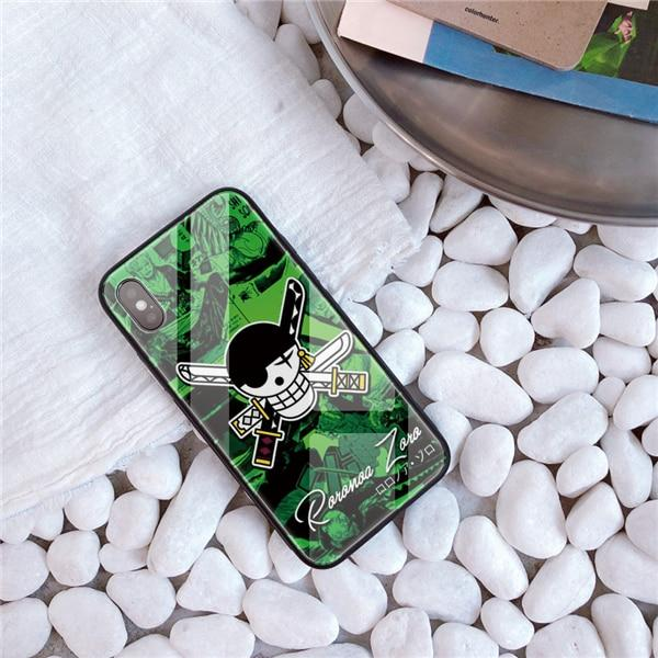 Coque One Piece Iphone Roronoa Zoro