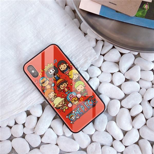 Coque One Piece Iphone Mugiwara
