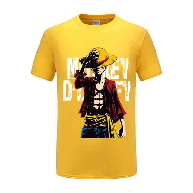 T-Shirt One Piece Monkey D. Luffy