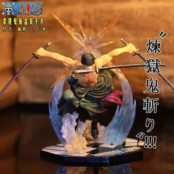 Figurine One Piece Roronoa Zoro Sabre