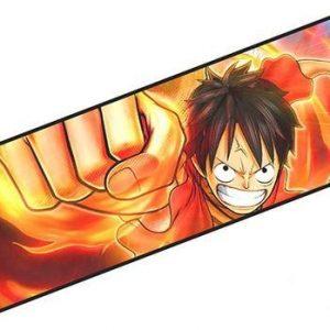 Tapis de Souris One Piece Luffy Gear Second