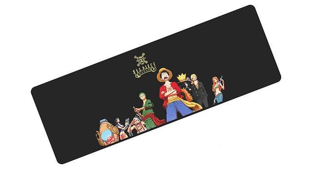 Tapis de Souris One Piece Équipage Mugiwara