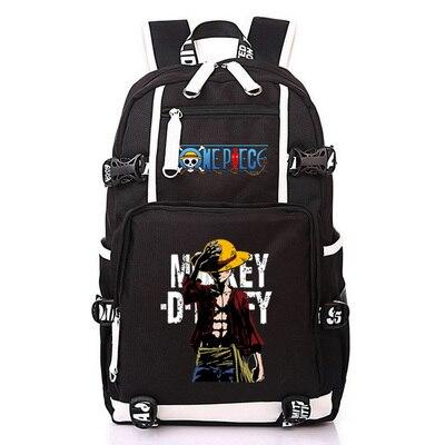 Sac à Dos One Piece Monkey D. Luffy