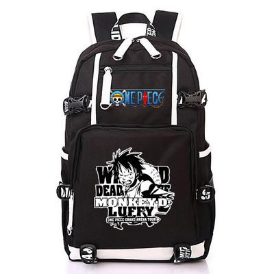 Sac à Dos One Piece Luffy Wanted