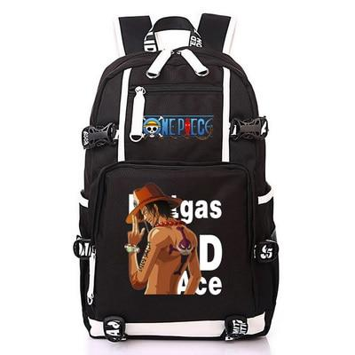 Sac à Dos One Piece Portgas D. Ace