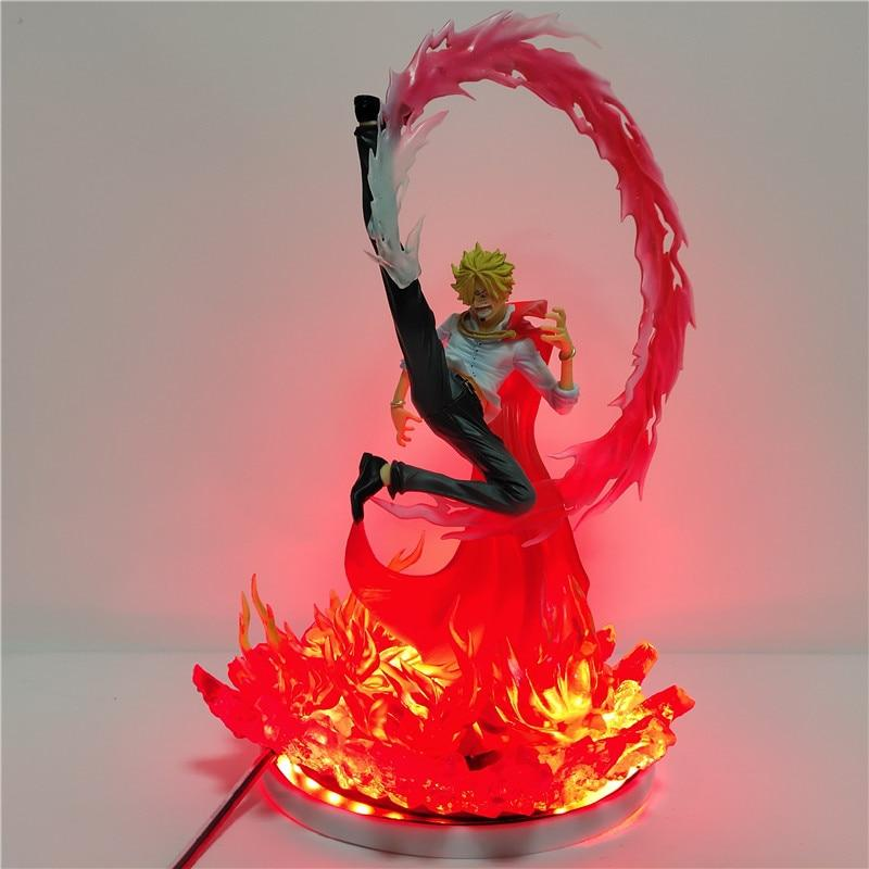 Figurine LED One Piece Sanji