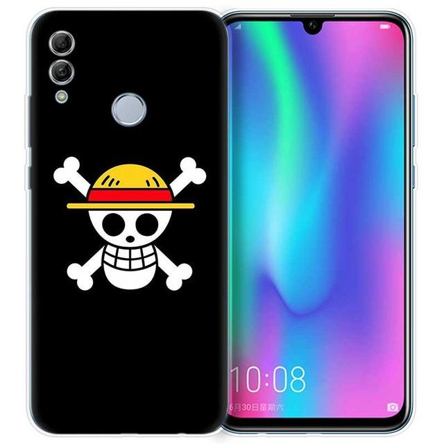 Coque One Piece Huawei Jolly Roger