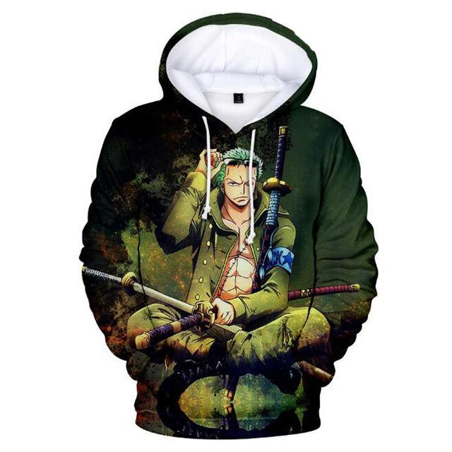 Sweat One Piece Zoro