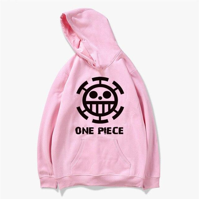 Sweat One Piece Jolly Roger Law pour Femme